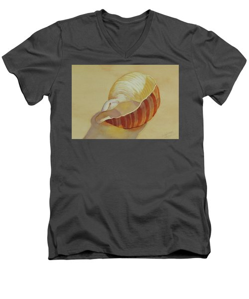 Shells 4 Men's V-Neck T-Shirt