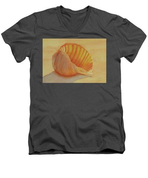 Shells 6 Men's V-Neck T-Shirt