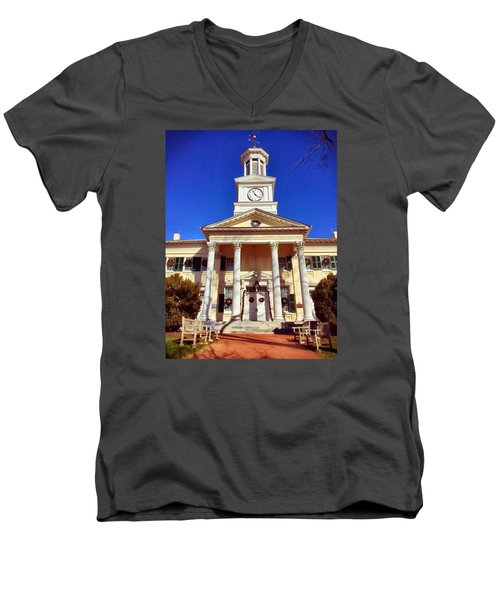 Shepherd University Men's V-Neck T-Shirt