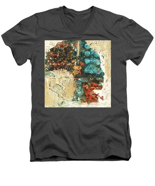 Shestrak Men's V-Neck T-Shirt