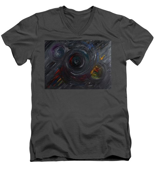 Shifting Men's V-Neck T-Shirt