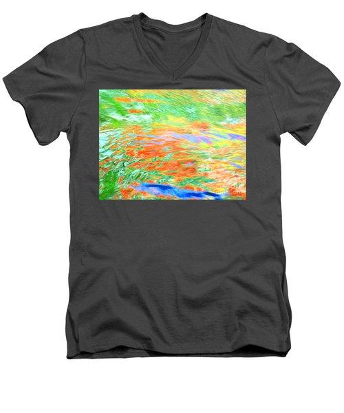 Shine Through Men's V-Neck T-Shirt