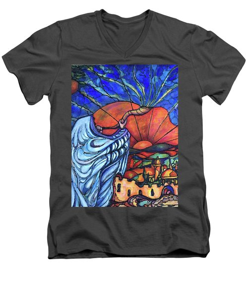 Shofar Men's V-Neck T-Shirt