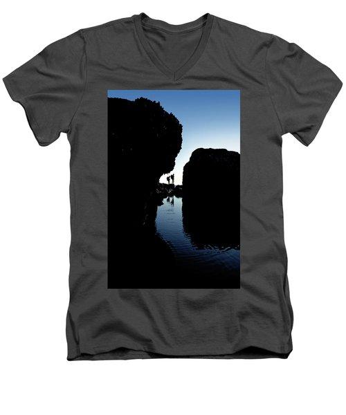 Shore Patrol Men's V-Neck T-Shirt