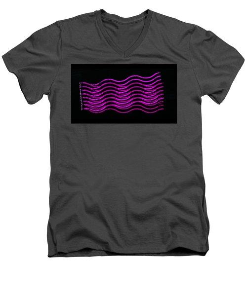 Shout For Joy Men's V-Neck T-Shirt
