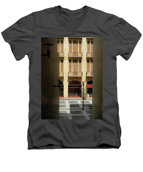 Siesta Time Men's V-Neck T-Shirt