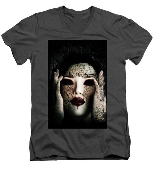 Sight Men's V-Neck T-Shirt