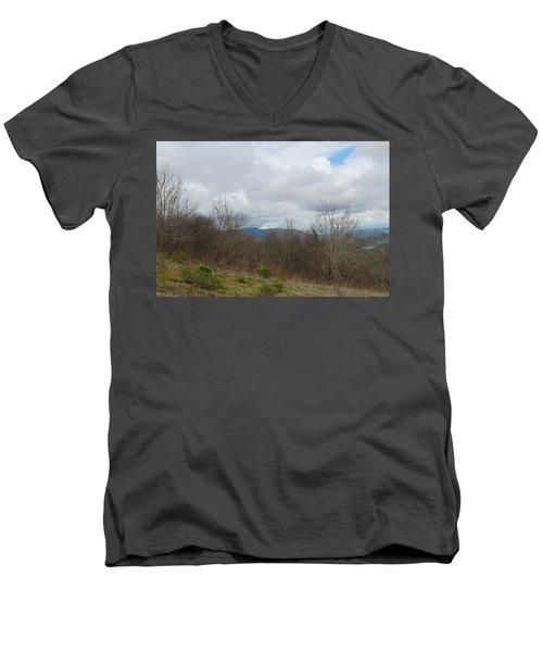 Silers Bald 2015b Men's V-Neck T-Shirt