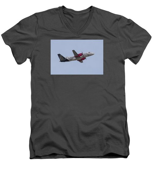 Silver Air Men's V-Neck T-Shirt
