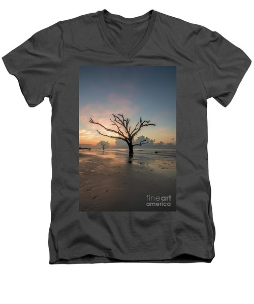 Silvia's Tree Men's V-Neck T-Shirt