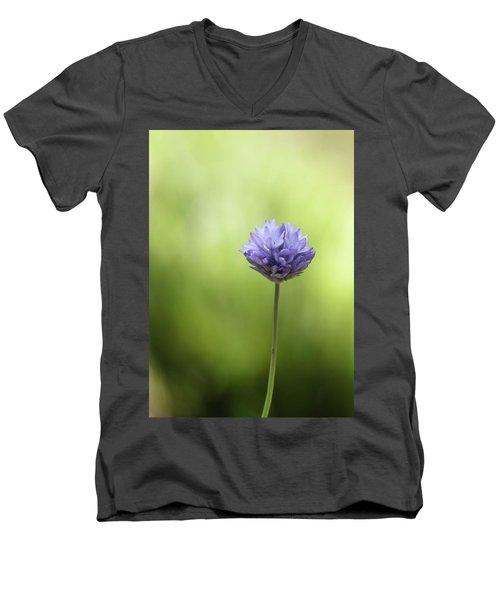 Simply Blue Men's V-Neck T-Shirt