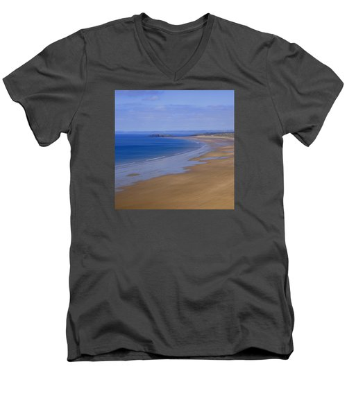 Simply Men's V-Neck T-Shirt