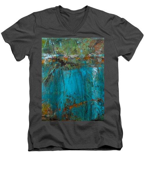 Singin' With Blues Men's V-Neck T-Shirt