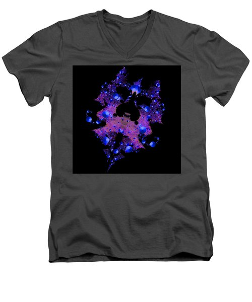 Sirbanaily Men's V-Neck T-Shirt