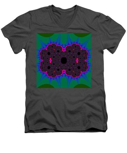 Sirorsions Men's V-Neck T-Shirt