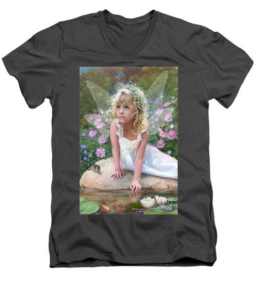 Sissy Fairy Men's V-Neck T-Shirt