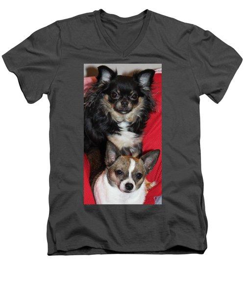 Sisters Men's V-Neck T-Shirt