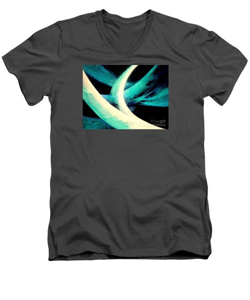 Sky Dance Men's V-Neck T-Shirt