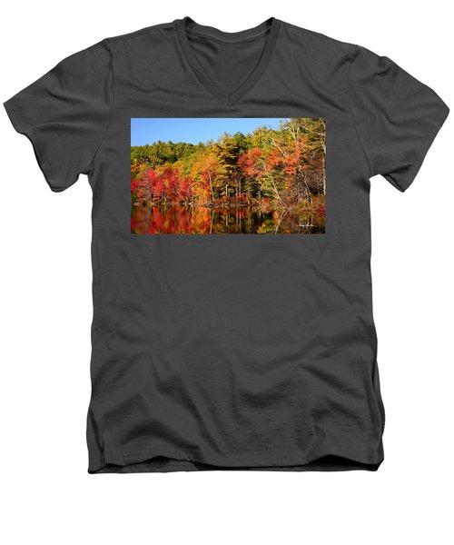Sky Pond Men's V-Neck T-Shirt