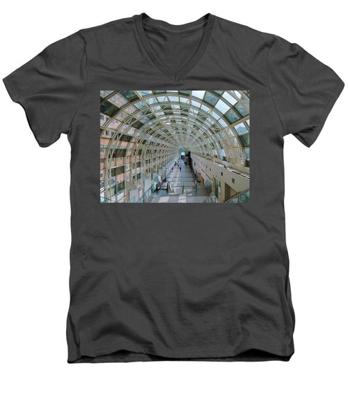 Sky Walk Toronto Men's V-Neck T-Shirt