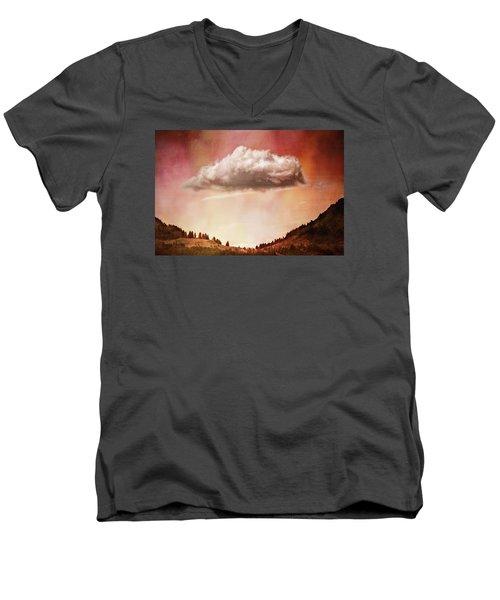 Skywalker Men's V-Neck T-Shirt