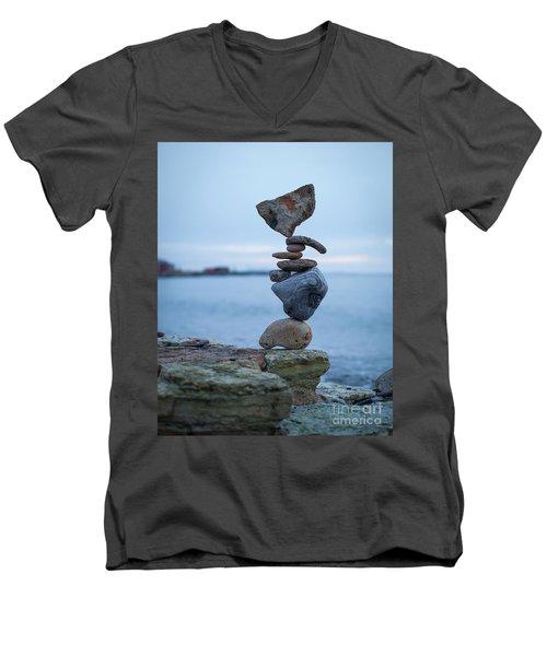 Slaker Men's V-Neck T-Shirt