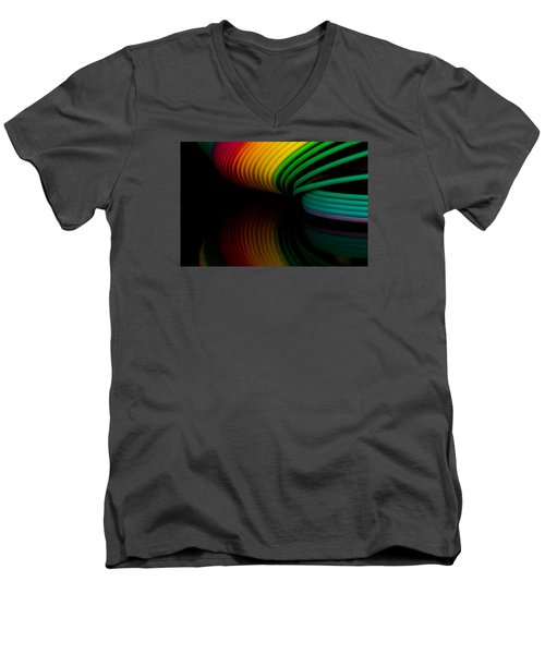 Slinky II Men's V-Neck T-Shirt