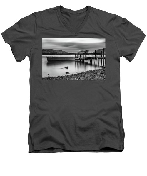 Slipping The Jetty Men's V-Neck T-Shirt