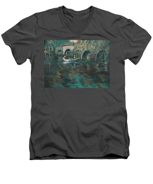 Slow Boat - Lmj Men's V-Neck T-Shirt