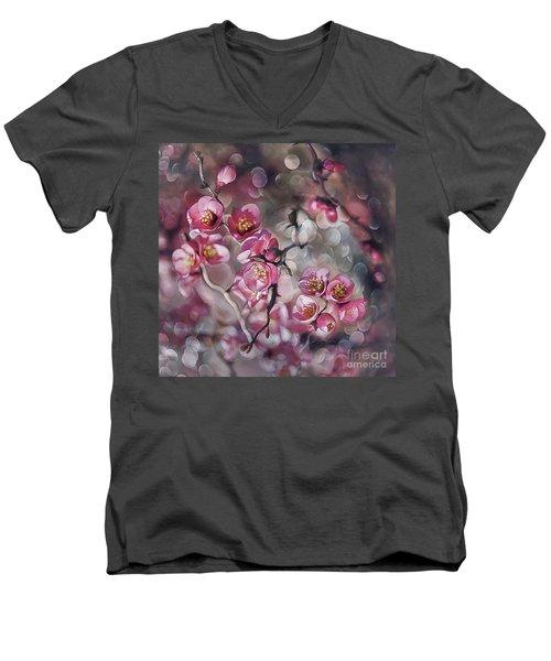 Small Universe Men's V-Neck T-Shirt