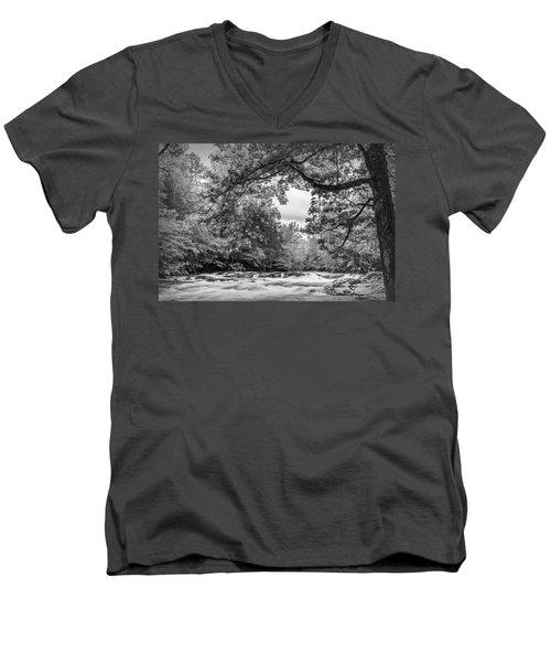 Smokies Men's V-Neck T-Shirt
