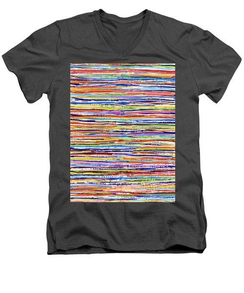 Snakes Alive Sold Men's V-Neck T-Shirt