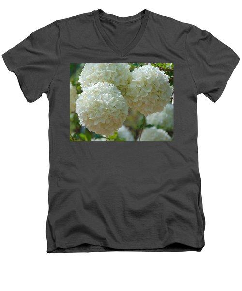 Snowball Men's V-Neck T-Shirt
