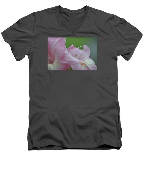 So Glad Men's V-Neck T-Shirt