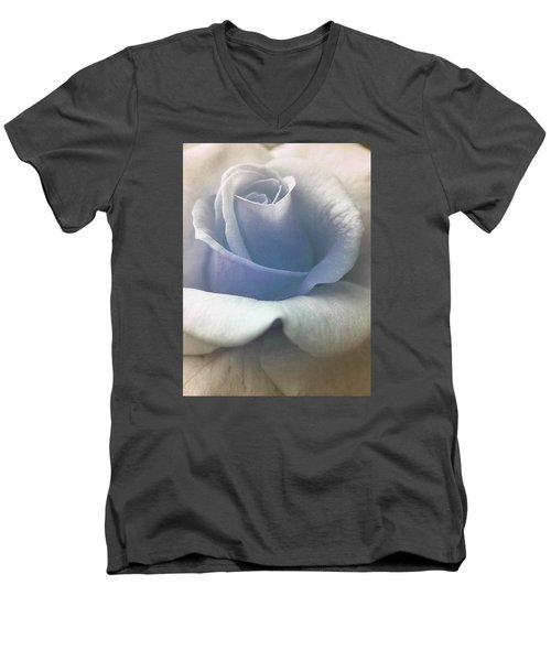 So Heavenly Men's V-Neck T-Shirt by The Art Of Marilyn Ridoutt-Greene
