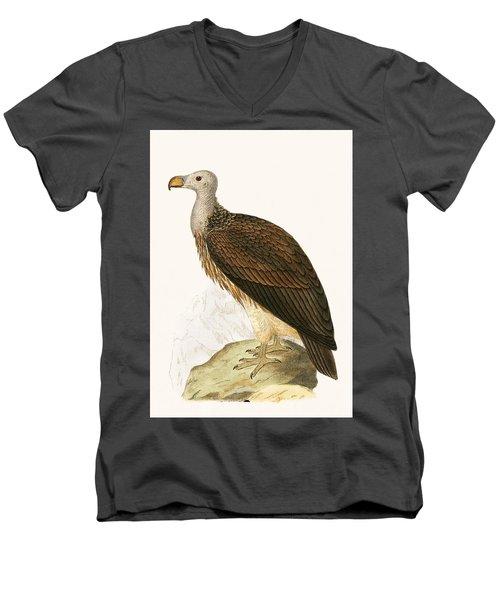 Sociable Vulture Men's V-Neck T-Shirt