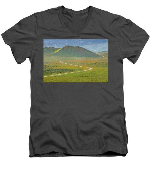 Soda Lake Road Men's V-Neck T-Shirt