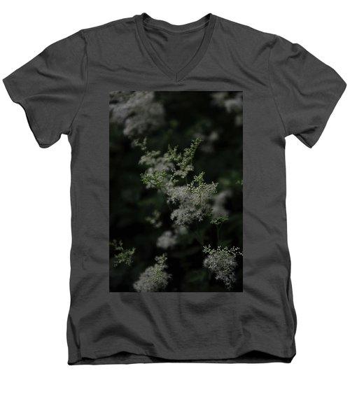 Soft As A Whisper Men's V-Neck T-Shirt
