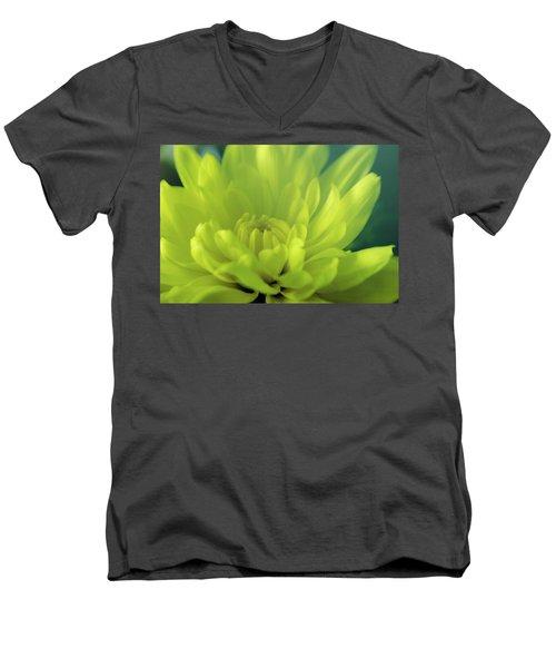 Soft Center Men's V-Neck T-Shirt