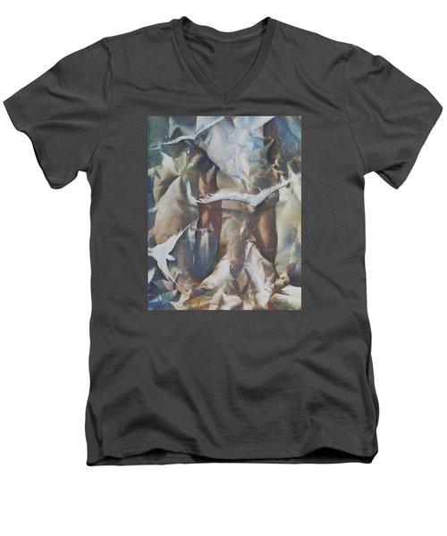 Soft Flight Men's V-Neck T-Shirt