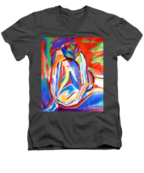 Solace Men's V-Neck T-Shirt