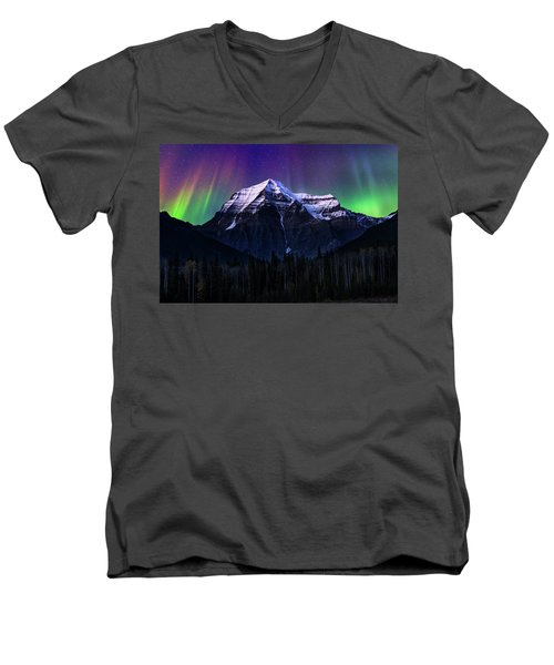 Solar Activity Men's V-Neck T-Shirt