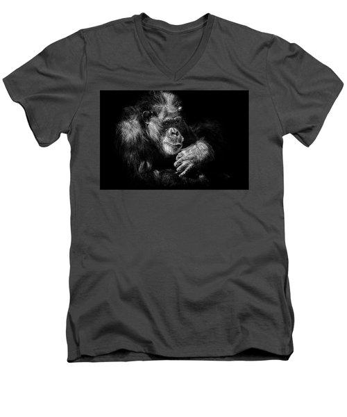 Sooooo Men's V-Neck T-Shirt