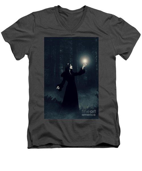 Sorcery Men's V-Neck T-Shirt