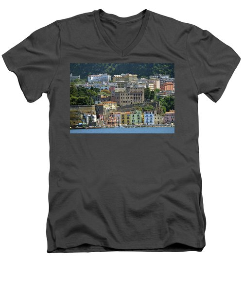 Capri's Marina Piccola Men's V-Neck T-Shirt