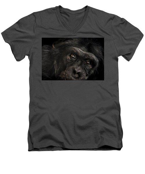 Sorrow Men's V-Neck T-Shirt