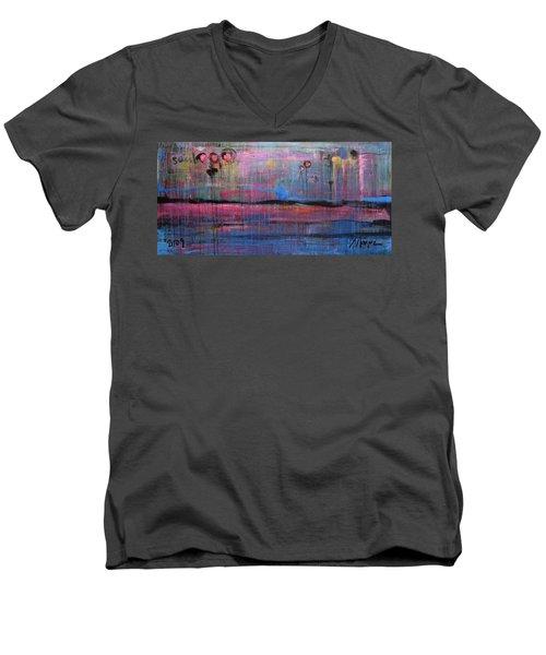 Soul Men's V-Neck T-Shirt