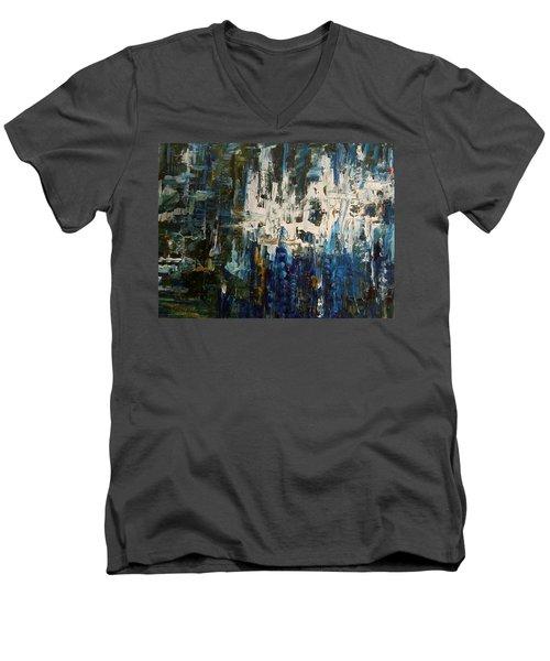 Soul Reflection Men's V-Neck T-Shirt