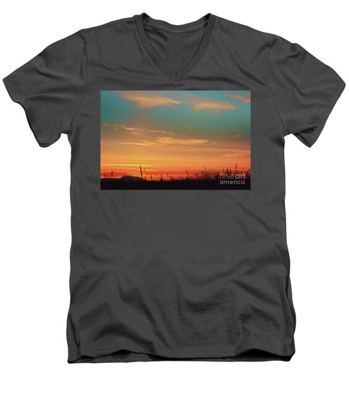 Soul To Soul Men's V-Neck T-Shirt