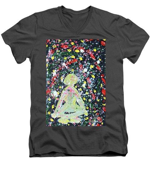 Soul Universal Men's V-Neck T-Shirt